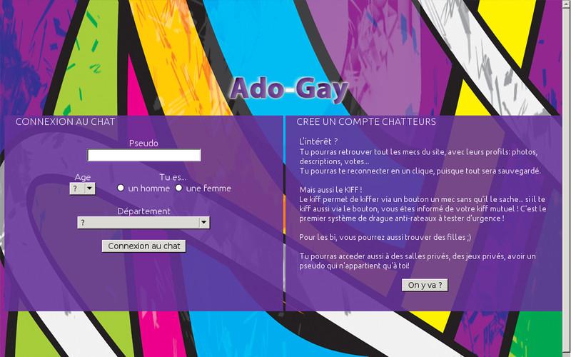 Avis sur Ados-Gay