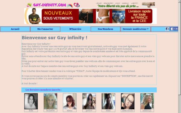 Avis sur Gay-Infinity