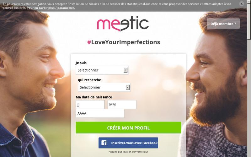 Avis sur MeeticGay