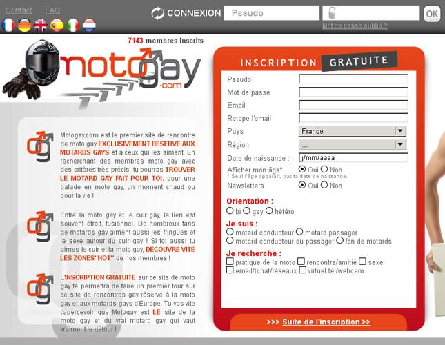 Avis sur Motogay