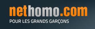 NetHomo - LOGO