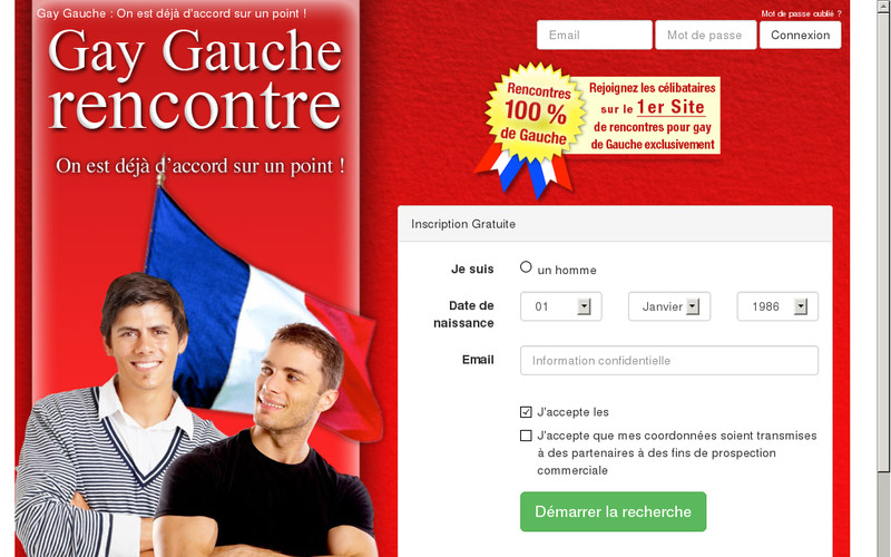 gauche rencontre avis La Rochelle