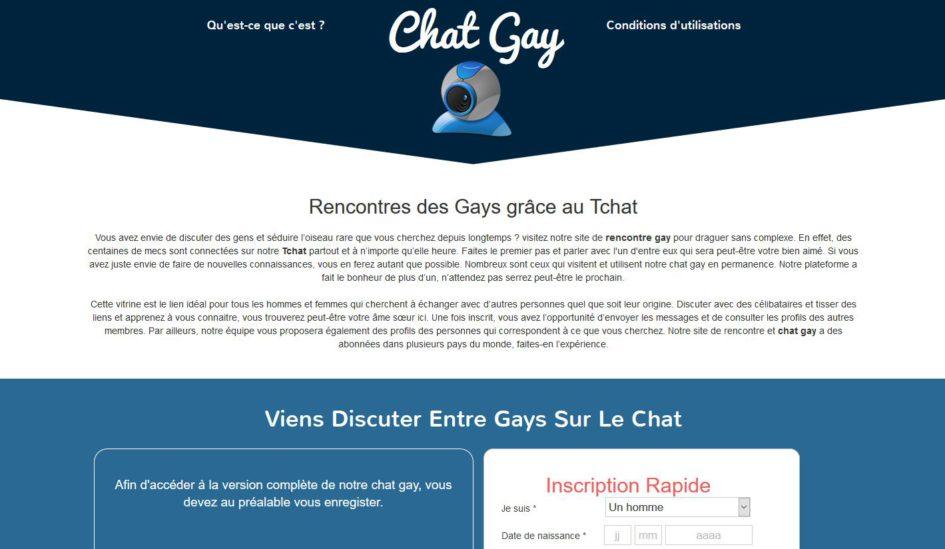 Avis sur Tchatgay.info – Bon plan ou Arnaque
