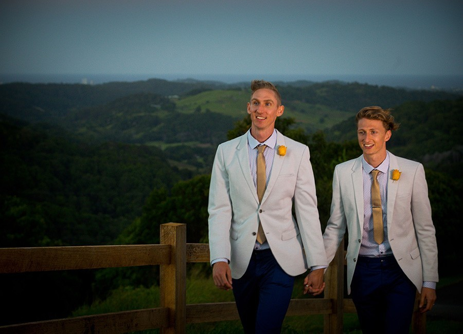 Craig Burns et Luke Sullivan